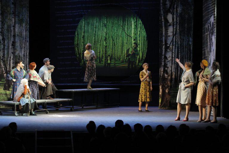 «Параллельные влюбленности» в Нижегородском театре драмы